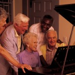 Senior homecare activities