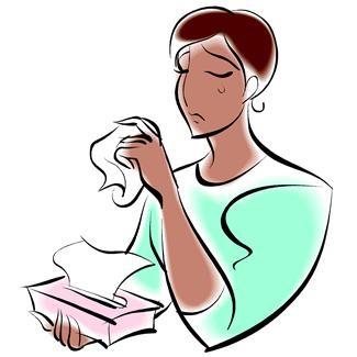woman caregiver grieving