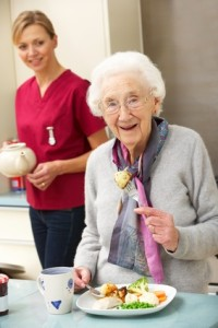 assisted living or in-home care