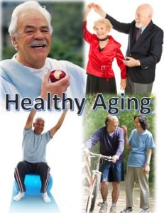 healthy aging examples